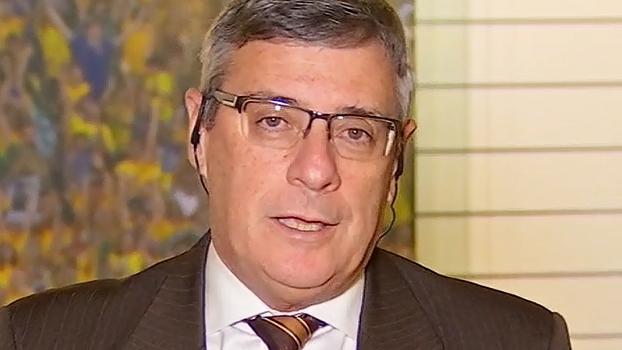 Coronel Marinho quer implantar tecnologia no Brasileiro de 2018: 'Vai ser muito bem-vinda'