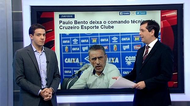 Rafa Oliveira vê desempenho decepcionante de Paulo Bento, mas pondera: 'Pouco tempo de trabalho'