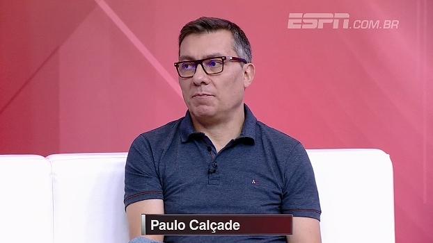 Calçade elogia o elenco do Palmeiras: 'O reserva pode ganhar a vaga do titular a qualquer momento'