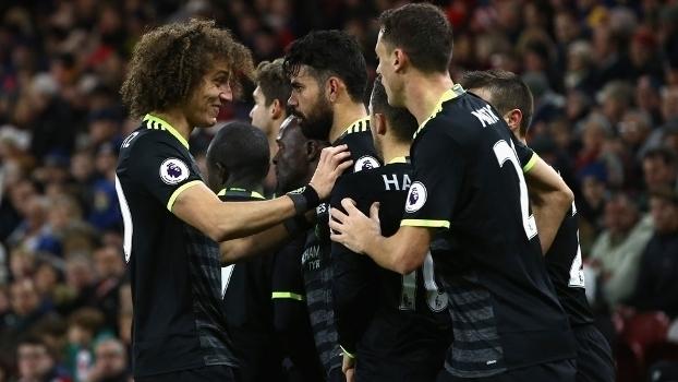 Premier League: Gol de Middlesbrough 0 x 1 Chelsea