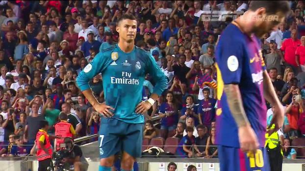 Show de Ronaldo e brasileiros 'frustrados' por Neymar: João Castelo Branco conta como foi 1º jogo da Supercopa