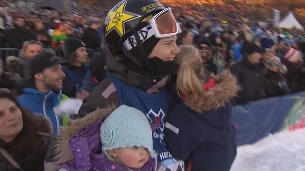 Holandesa surpreende e leva ouro no snowboard dos X-Games de Aspen