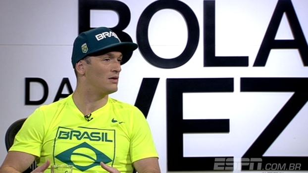 Diego Hypólito relembra queda na Olimpíada de Pequim: 'Eu me senti o maior criminoso existente'