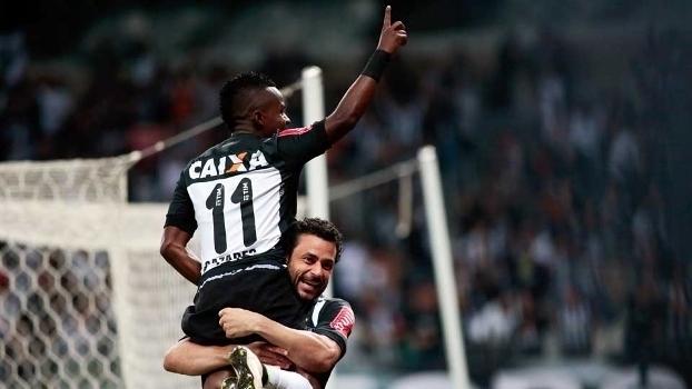 Assista aos gols da vitória por 5 a 3 do Atlético-MG sobre o Botafogo