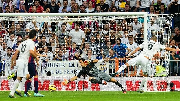 Espanhol  Melhores momentos de Real Madrid 3 x 1 Barcelona - ESPN 86889e1ada9f3