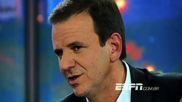 Paes explica declaração 'lá vem a ESPN com baixo astral' após escolha do Rio-2016: 'Foi uma defesa'