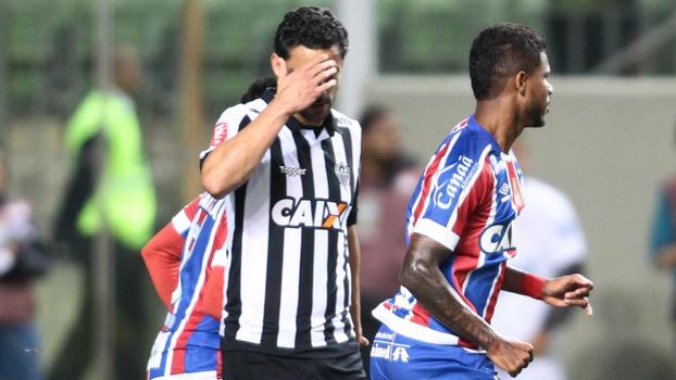 Veja os gols da vitória por 2 a 0 do Bahia sobre o Atlético-MG