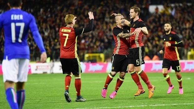 Resultado de imagem para Belgica x Espanha