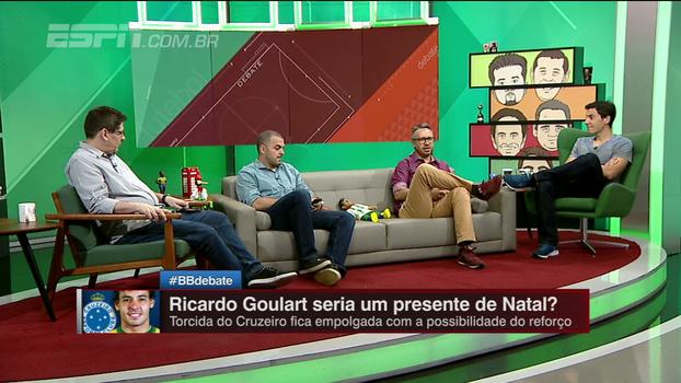 Quem fica com Ricardo Goulart? Bate Bola analisa quais clubes têm condições de trazer o atacante