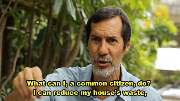 Lixo e reciclagem com Eduardo Jorge | Bike é Legal