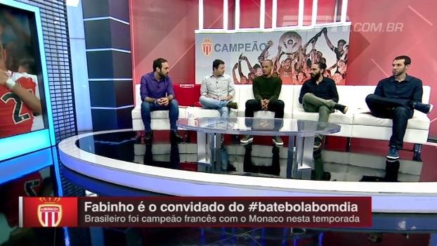 Fabinho fala sobre ataque poderoso do Monaco e exalta Mbappé: ''qualidade fora do normal'