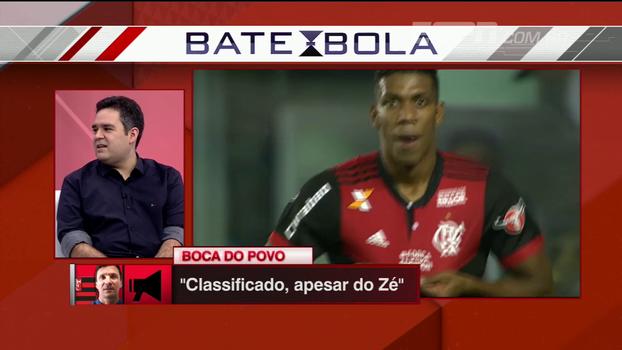 'Não dá para não discutir as escolhas', Bertozzi analisa titulares no Flamengo