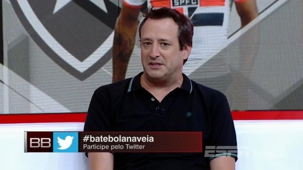Gian analisa interesse do Palmeiras em Samuel Xavier: 'Não consigo ver tanta necessidade'