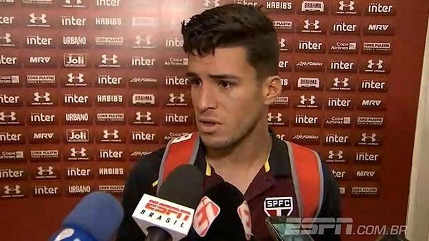 Marcinho fala sobre erro de Lucão, minimiza derrota e mira confronto com o Atlético-PR