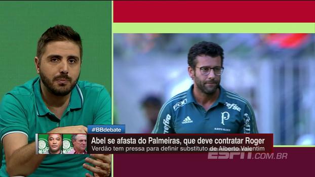 Nicola prevê 'dança de técnicos violenta' em breve e atualiza situação do Palmeiras