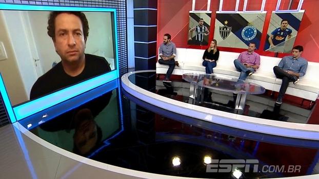 Léo Gomide detalha negociações de Cruzeiro e Palmeiras envolvendo Willian Bigode e Fabiano