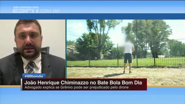Direito de privacidade, conduta antidesportiva e prescrição: advogado esclarece se Grêmio pode ser prejudicado por drone