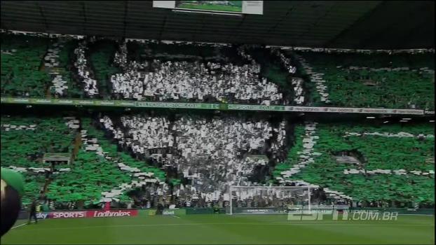 Celtic vence prêmio de melhor torcida da temporada; entenda o porquê