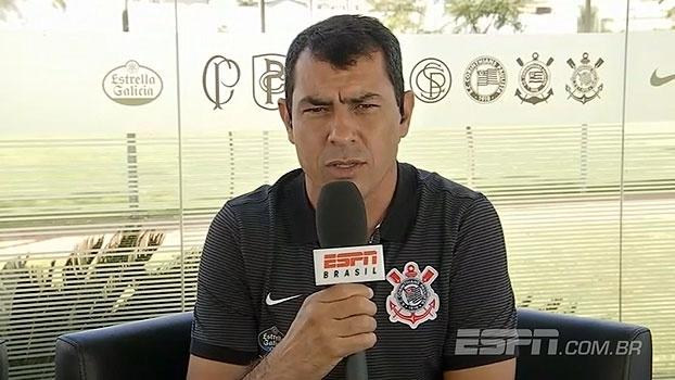 Carille elogia Romero e faz comparação com Jorge Henrique: 'Muito importante para nós'