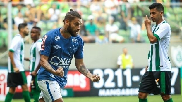 Mineiro: Gol de América 0 x 1 Cruzeiro