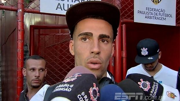 Para Gabriel, reencontro com Palmeiras é 'mais um jogo'; Fagner ressalta dedicação do Corinthians em jogo