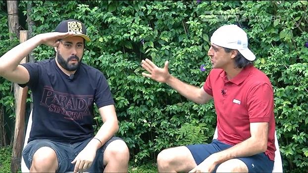 Entrando de Fininho: Fernando Meligeni recebe Cid Cidoso, youtuber e criador do 'Não Salvo'