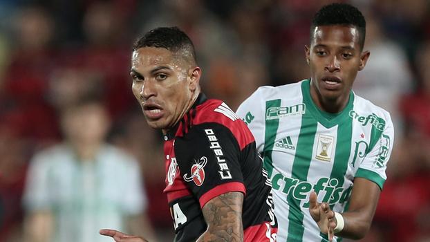 Brasileiro: Gols de Flamengo 2 x 2 Palmeiras