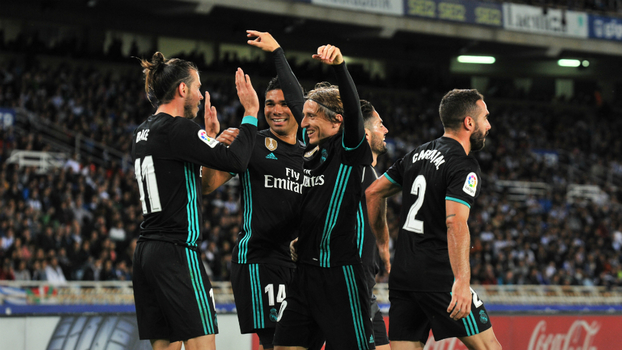LaLiga: Melhores momentos de Real Sociedad 1 x 3 Real Madrid