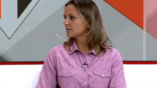 Juliana Cabral conta como e por que decidiu encerrar a carreira de jogador de futebol
