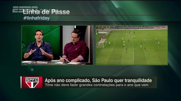 Para Arnaldo, elenco do Corinthians 'não é mais a quarta força, mas é a terceira força' em São Paulo