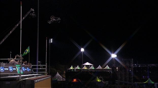 Douglas Leite é o representante brasileiro no BMX dos X Games