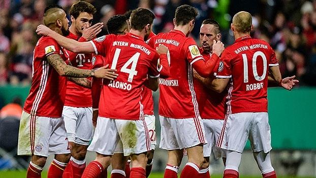 Copa da Alemanha: Melhores momentos de Bayern de Munique 3 x 0 Schalke 04
