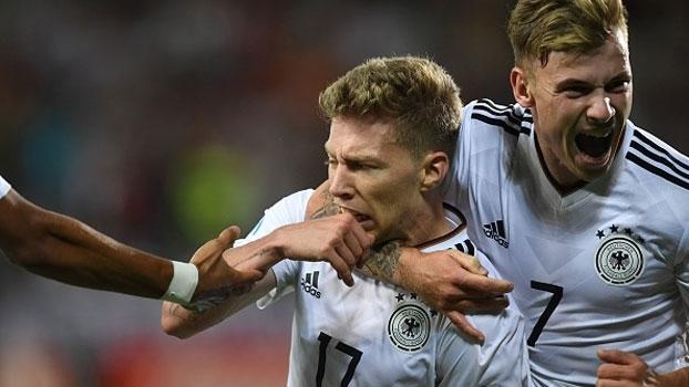 d77016b2ce Euro sub-21 (final)  Melhores momentos de Alemanha (campeã) 1 x 0 ...