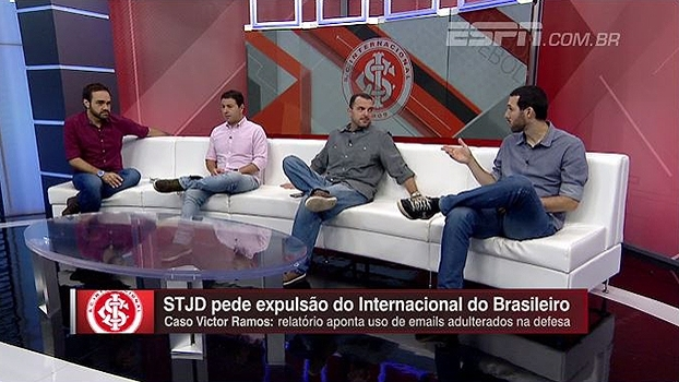 Hofman lembra de FIFA e duvida que CBF exclua Inter do Brasileiro: 'Adoram suspender instituições pequenas'