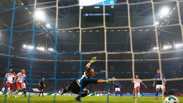 Veja os gols da vitória do Schalke sobre o Hamburgo por 2 a 0