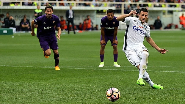 Assista aos gols da vitória do Empoli sobre a Fiorentina por 2 a 1!