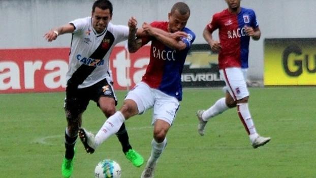 Série B: Gol de Paraná 0 x 1 Vasco