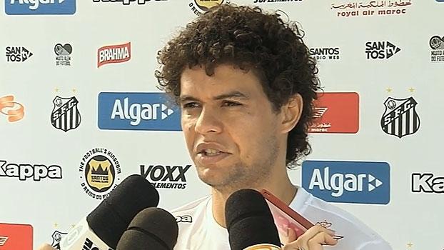 Victor Ferraz comemora partida 'convincente' no clássico e se prepara para o Grêmio