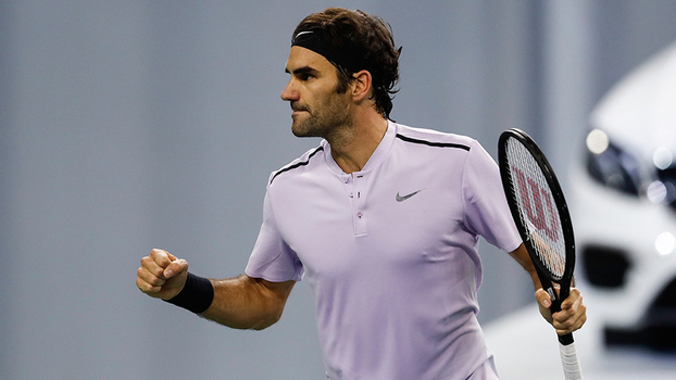 De virada, Federer vence Del Potro e enfrenta Nadal na final do Masters 1000 de Xangai