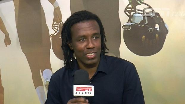 Roque Júnior fala sobre a Premier League e lembra de quando marcou 2 gols em cima do United