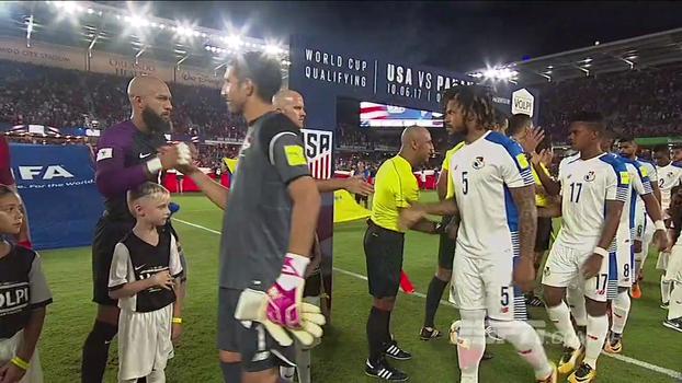 Assista aos melhores momentos da vitória dos Estados Unidos sobre o Panamá por 4 a 0!