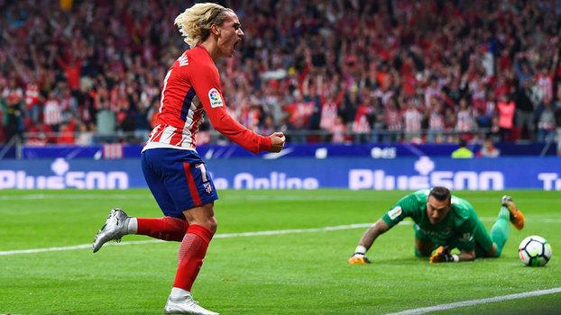 Assista aos melhores momentos da vitória do Atlético de Madri sobre o Malaga por 1 a 0!