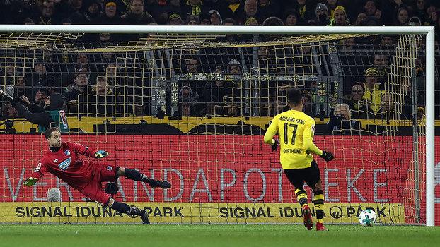 Bundesliga: Gols de Borussia Dortmund 2 x 1 Hoffenheim
