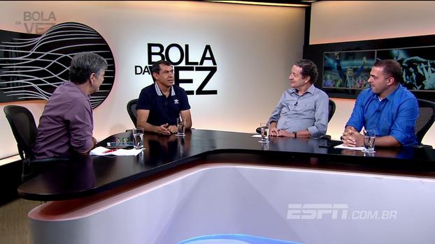 Técnico do Corinthians relembra episódio de 'Quem é Carille?' com Andrés: 'Todos me conheciam como Fábio'