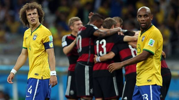 Reações  Brasil 1 x 7 Alemanha - ESPN b7ecaa071682e