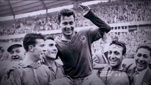 Estrelas dos Mundiais: marroquino de nascimento, Just Fontaine fez 13 gols pela França em uma só Copa