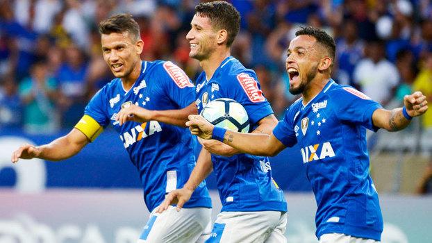 Brasileiro: Gols de Cruzeiro 2 x 1 Ponte Preta