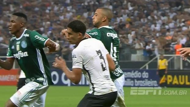 Vitor Hugo seria expulso pelo árbitro de vídeo com certeza, diz Salvio