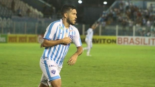 Assista aos gols da vitória do Paysandu sobre o Oeste por 2 a 0