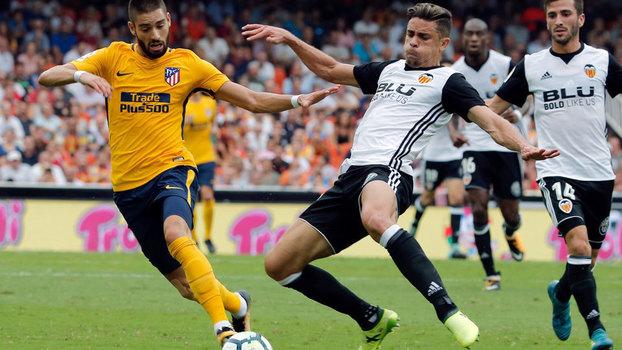 LaLiga: Melhores momentos de Valencia 0 x 0 Atlético de Madri